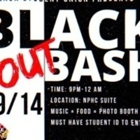 Black Out Bash