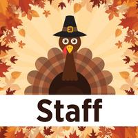 TCC Staff Thanksgiving Break