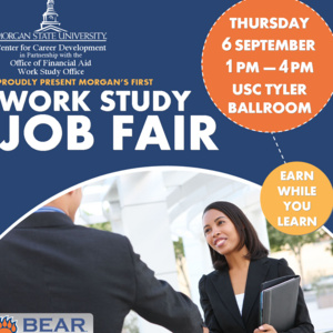 Work Study & Part-Time Job Fair