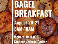 Back to School Bagel Breakfast
