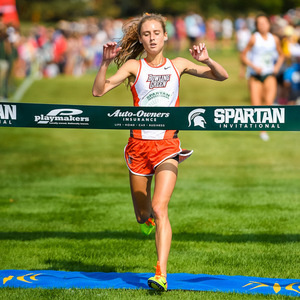 BGSU Women's Cross Country vs NCAA Great Lakes Regional