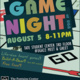 WelcomeUGA: Game Night