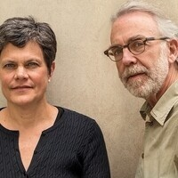Julia Kasdorf and Steven Rubin to read as part of the Mary E. Rolling Reading Series