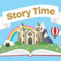 Story Time - Prince George Farmer's Market