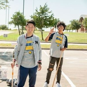 Operation Blue & Gold: A Day of Service
