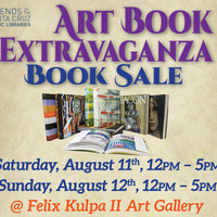 The Friends Art Book Extravaganza