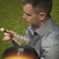 Percussion Master Class with Matthew Bell