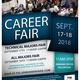 Fall 2018 Career Fair - Day 1 Technical Majors Fair