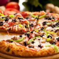 Pizza & Perspectives: China