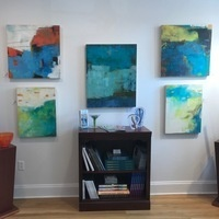 The new works of Sue Jachimiec at Chasen Galleries