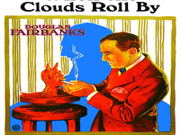 When the Clouds Roll By (1919) w/ Live Music