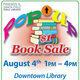 Friends of the Santa Cruz Public Libraries POP-UP $1 BOOK SALE