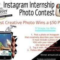 Instagram Internship Photo Contest