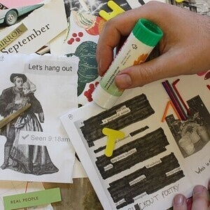 Zine Making Workshop for Teens @ TW