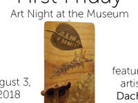 First Friday Art Night at the Museum: Dacha Crafts