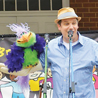 Chris Campbell: Singer, Songwriter, Musician, Ventriloquist!