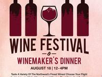 Mountain Wine Festival