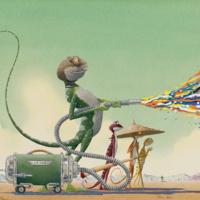 Artist Talk | David Wiesner