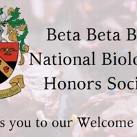TriBeta Biological Honor Society Welcome Social & 1st Meeting