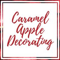 Caramel Apple Decorating