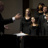 Simpson College Chamber Singers, College Choir, and Chorale in Concert