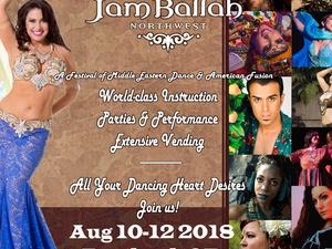 JamBallah Northwest Dance Festival
