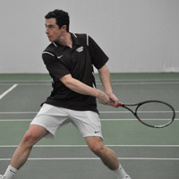 Men's Tennis vs  Stevens | Athletics