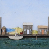 2018 Art Show + Reception: Birds, Fish, Boats + Barns