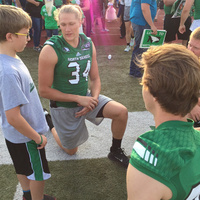 North Dakota Football Fan Fest