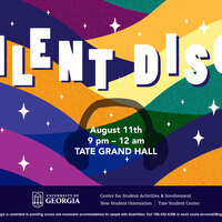 WelcomeUGA: Silent Disco