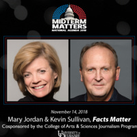 National Agenda Series―Midterm Matters with Mary Jordan & Kevin Sullivan