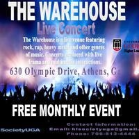 THE WAREHOUSE: Live Concert