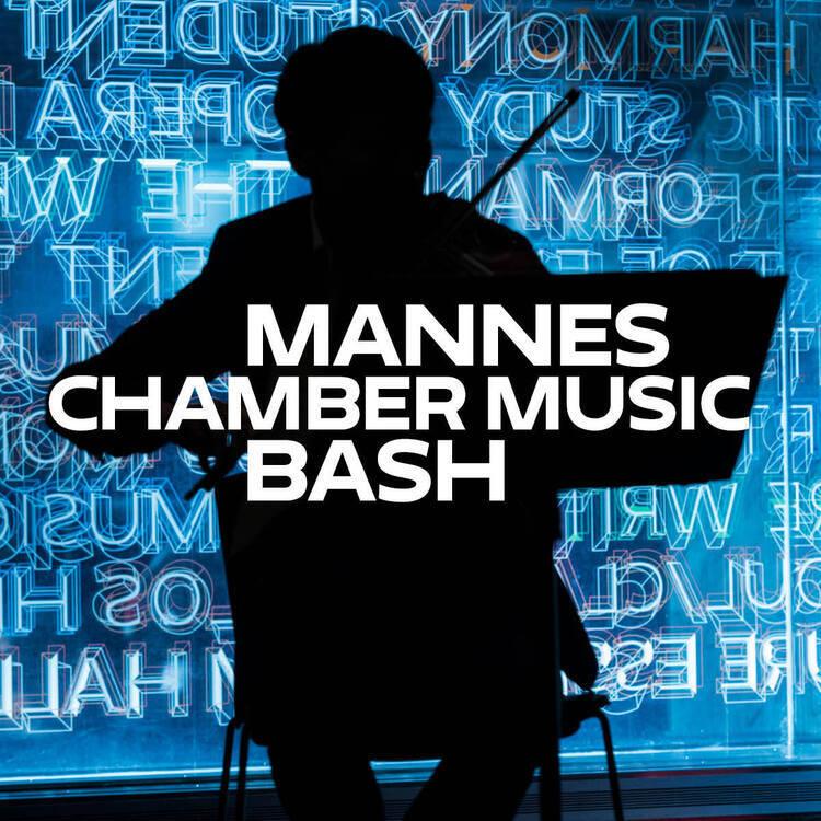 Mannes Chamber Music Bash, Fall 2018