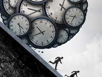 """""""All in the Timing"""" by David Ives"""