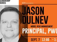 Innovative Leadership Series: Jason Dulnev, PwC