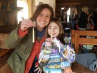 Hunt Cabin Open House:  Preparing for winter