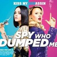Cinema USI: The Spy Who Dumped Me