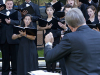 University Fall Choral Concert and Donation Drive