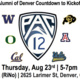 Denver Forever Buffs: Pac-12 Countdown to Kickoff Happy Hour
