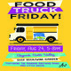 Food Truck Friday in Scotts Valley