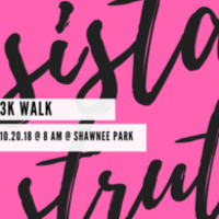 Sista Strut 3K Walk