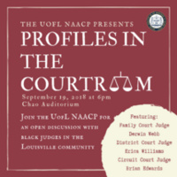Profiles in the Courtroom