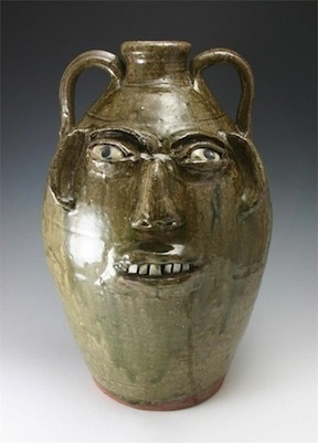 "Exhibit: ""Legacy of the North Carolina Face Jug"""
