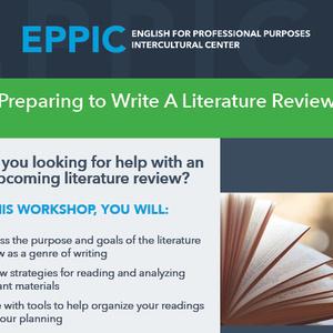 purpose literature review