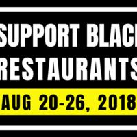 Support Black-Owned Restaurants Week