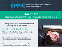 Stand Out: Strategies for Successful Job Interviews in the U.S.