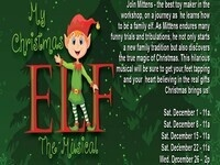 My Christmas Elf The Musical at The Noel S. Ruiz Theatre