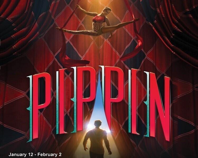 Pippin at The Noel S. Ruiz Theatre
