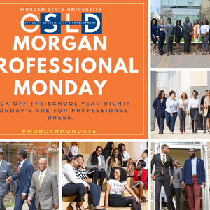 Morgan Professional Monday