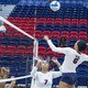 USI Women's Volleyball at  Rockhurst University